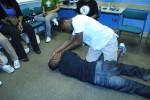 First Aid Training 07