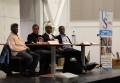 Menelik Shabazz, Dr. Monica Thompson, Courtenay Griffiths QC and Serge Betsen