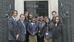 St Matthew Academy, Urban Synergy at No 10 Downing Street