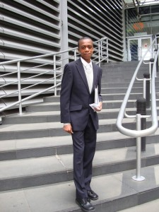 Thomson Reuters Mentee Work Experience