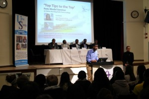 Urban Synergy Role Model Seminar at Christ The King College