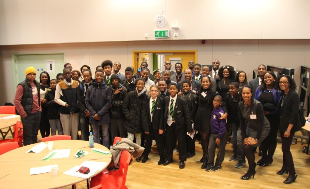Deptford Green Group Jan 2014