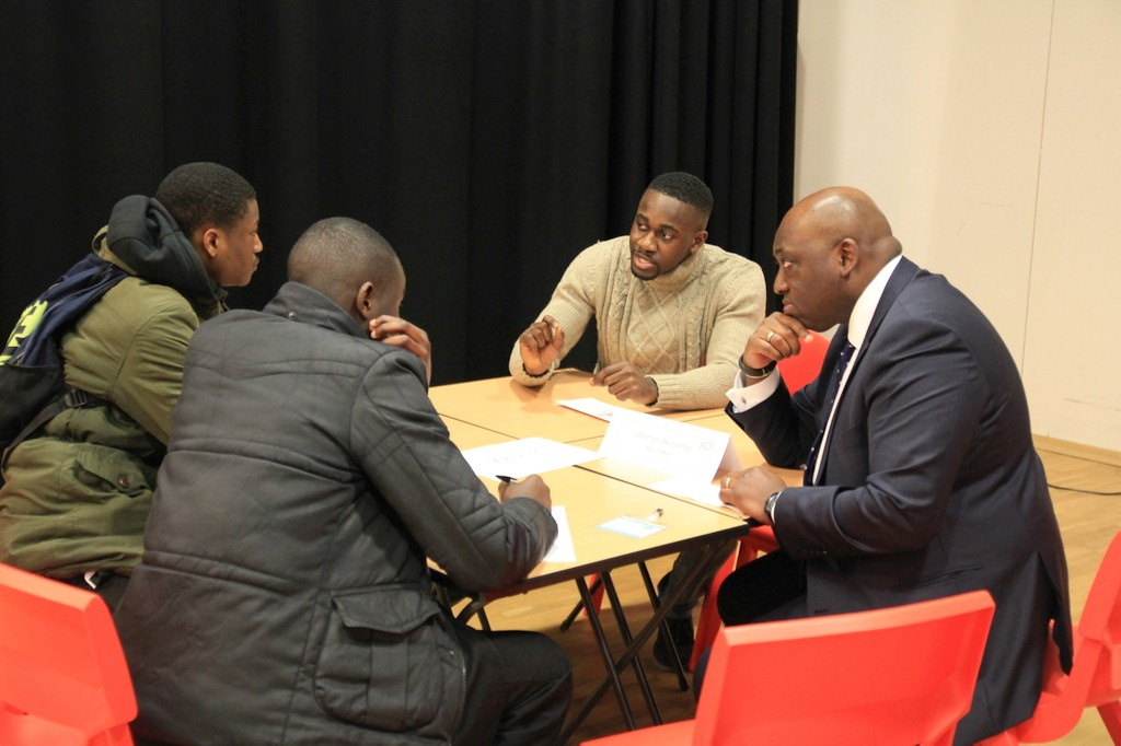 Mentoring young people