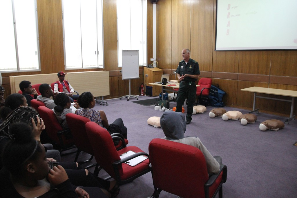 First Aid Training 2015 01