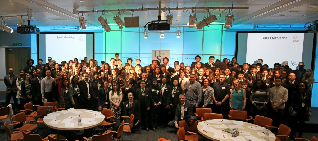 Deptford Green at Thomson Reuters for Urban Synergy STEM seminar
