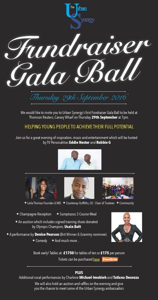 URBAN SYNERGY Gala Ball Fundraiser1